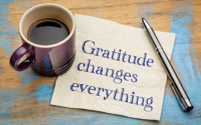 Gratitude Makes Us Strong